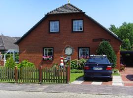 Ferienhaus Jan Granat, Borkum