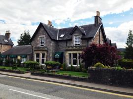 Buttonboss Lodge, Pitlochry