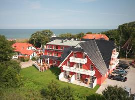 Strandhotel Deichgraf, Graal-Müritz