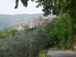 Castello Di Cisterna, Gualdo Cattaneo