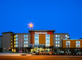 SpringHill Suites by Marriott Bellingham, Bellingham