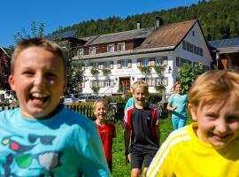 """""""Die Sonnigen"""" - Hotel und Familienspaß, Bezau"""