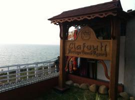 Clafouti Beach Resort, Varkala