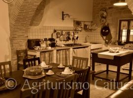 Agriturismo Cailuca, Pietralunga