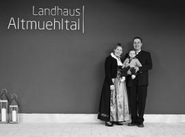 Landhaus Altmuehltal, キプフェンベルク