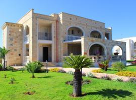 Villa Rosa Candida, San Foca