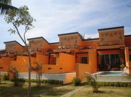 Sunshine Pool Villa, Ban Pak Nam Pran