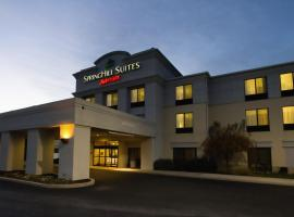 SpringHill Suites by Marriott Hershey Near The Park, Hershey