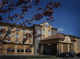 Pomeroy Hotel Fort St. John, Fort Saint John