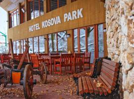 Kosova Park Hotel, Peje