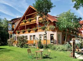 Land- und Aktivhotel Altmühlaue, Bad Rodach