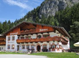 Pension Bärenwirt, Leutasch