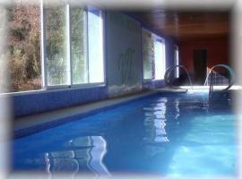 Hotel Spa Venta Ticiano, Marchena