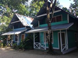 Cabañas Turisticas Estefany, Boca del Drago