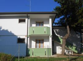 Villa Omega, Rosolina Mare