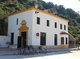 Estancion De Coripe Via Verde De La Sierra, Coripe