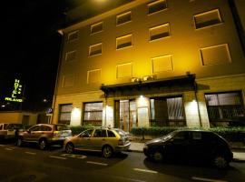 米蘭酒店, 皮斯托亞