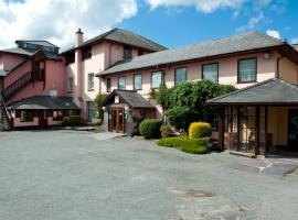 Port Dinorwic Hotel and Apartments, Y Felinheli