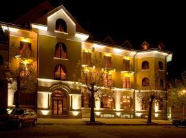 Hotel Chinar, Hisarya