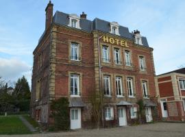 Hôtel au Château Blanc, Saint-Aubin-lès-Elbeuf