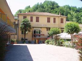 Albergo Amici, Varese Ligure