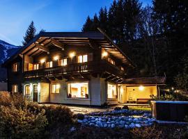 Villa Becker, Zell am See