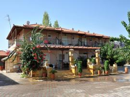 Angelos Candia Apartments, Kándia