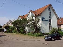 Hotel Zimmermann, Filderstadt