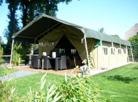 Glamping In Otterlo