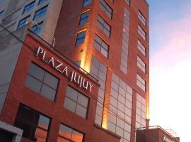 Howard Johnson Plaza Jujuy, San Salvador de Jujuy