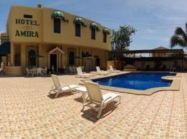 Hotel Amira, Salinas