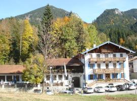 Gasthof & Pension Oberwirt, Fischbachau