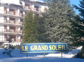 Appartement Le Grand Soleil, Font Romeu