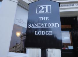 Sandyford Lodge, Glasgow