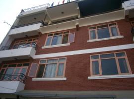 Kirtipur Hillside Hotel & Resort, Pānga