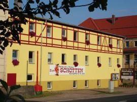 Restaurant und Pension Zum Schotten