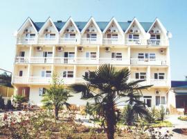 Arluma Hotel, Yakornaya Shchel