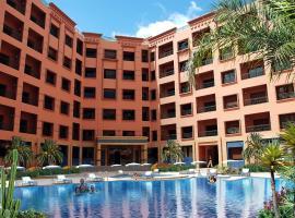 莫加多爾門扎公寓酒店
