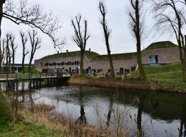 Bed & Breakfast Fort Bakkerskil, Nieuwendijk