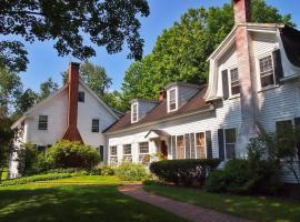 Admiral Peary Inn Bed & Breakfast, Fryeburg
