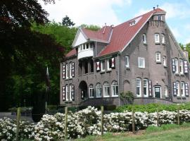 Villa Rozenhof, Almen
