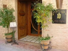 Hotel Casa Babel, Villalonga
