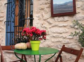 Casa Rural Ca Ferminet, Benisili