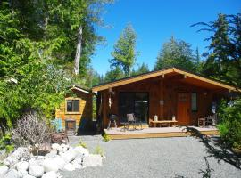 Wild Coast Chalets, Port Renfrew