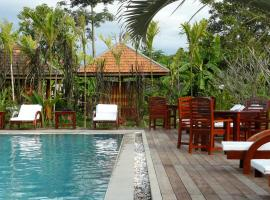 Terres Rouges Lodge, Banlung