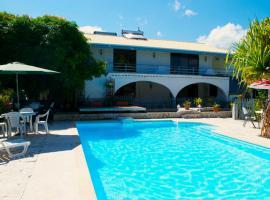 Ahitea Lodge, Papeete