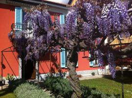 B&B villa sempreverde, Locarno