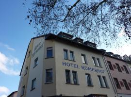 Hotel Römerhof, Bingen am Rhein