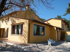 Villa Serra, Cetona
