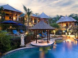 Jepun Bali Villas, Amed